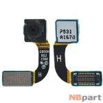 Камера для Samsung Galaxy S5 mini SM-G800H/DS Передняя