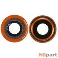 Стекло камеры для Motorola Moto X оранжевый