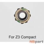 Стекло камеры для Sony Xperia Z3 Compact D5803