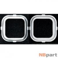 Рамка камеры Samsung Galaxy Alpha SM-G850F белый
