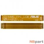 Шлейф / плата ASUS ZenPad S 8.0 (Z580C) P01M Z580C_FPC_LCM REV. 1.1 на дисплей