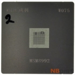 Трафарет для Snapdragon 808 (MSM8992)
