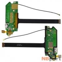 Шлейф / плата DEXP Ixion P350 Tundra Rev.2 FQ5_SUB_XWP-V18_01 на системные разъемы