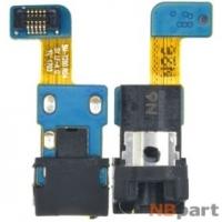 Шлейф / плата Samsung Galaxy Tab A 10.1 SM-T585 LTE SM-T280 R04 на аудио разъем