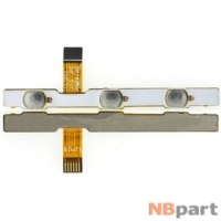 Шлейф / плата BQ BQ-5082 Sense 2 T13_S012_V1.0 на кнопки включения и громкости
