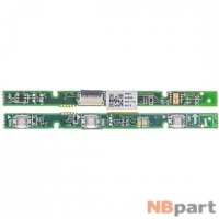Шлейф / плата Lenovo Miix 320-10ICR WiFi 3007-00389M811N на кнопки включения и громкости