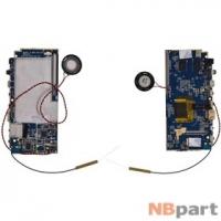 Материнская плата Mediacom Smartpad 910i / M101-A10-CPT REV:V3
