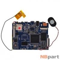 Материнская плата RoverPad Go C7 WiFi / AL-RK3120-86VM-V1.2-96-R8-MIPI