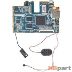 Материнская плата SUPRA M743 / YK71C-RK3126-V1.0