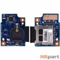 Шлейф / плата Acer Aspire M3-581TG (MA50) / JM50 IO BOARD REV: 2.1 на Card Reader