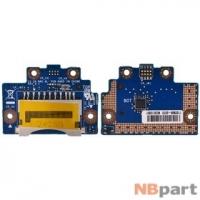 Шлейф / плата Toshiba Satellite L875D / CS SD BRD REV: 2.1 на Card Reader