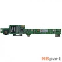 Шлейф / плата Fujitsu Siemens Amilo M3438G / PCB I/O BD 570INO REV:C на USB