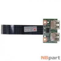Шлейф / плата HP 630 / 01015ED00-575-G на USB