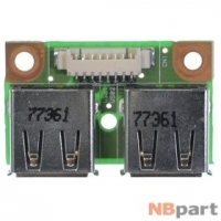 Шлейф / плата HP Pavilion dv2000 / 48.4F604.011 на USB