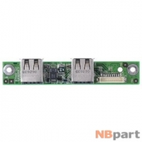 Шлейф / плата MSI M520 (MS-1016) / MS-10162 VER: 1.0 на USB