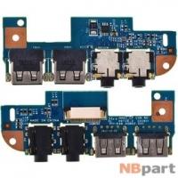 Шлейф / плата eMachines D440 / 048.4GW02.031 на USB