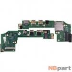Шлейф / плата ASUS X200CA / X200CA IO BOARD REV. 2.1 на USB