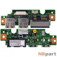 Шлейф / плата MSI VX600 ms-163p1 / MS-163PC VER: 1.1 на USB