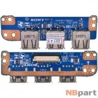 Шлейф / плата Sony VAIO VPCEH / IFX-589 на USB