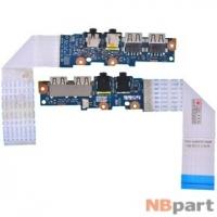 Шлейф / плата Acer Aspire one 722 (P1VE6) / P1VE6 LS-7071P на USB