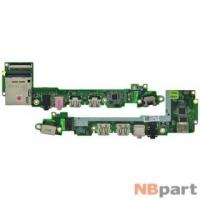 Шлейф / плата Acer Aspire 1410 (11.6'') / DA0ZH7PC4C0 на USB