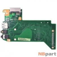 Шлейф / плата ASUS F6A / 60-NULI01400-A01 на аудио разъем