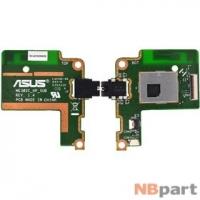 Шлейф / плата ASUS MeMO Pad FHD 10 ME302C (K00A) (без 3G) / ME302C_HP_SUB REV. 1.4 на аудио разъем