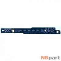 Шлейф / плата Dell Inspiron 1501 (PP23LA) / DA0FM1TH6D0 REV:D на кнопку включения