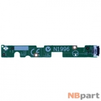 Шлейф / плата MSI CX600 (ms-1682) / MS-1682B VER:1.0 на кнопку включения