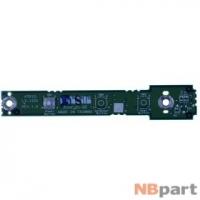 Шлейф / плата Toshiba Satellite 1900-101 / ATR10 LS-1251 REV: 1.0 на кнопку включения