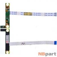 Шлейф / плата HP ProBook 4515s / 6050A2252901-SWITCH-A03 на кнопку включения
