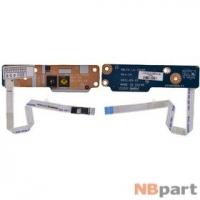 Шлейф / плата Asus X73BY / PBL70 LS-7325P REV:1A на кнопку включения