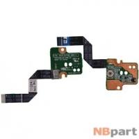 Шлейф / плата HP 630 / 01015EF00-J09-G на кнопку включения