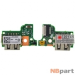 Шлейф / плата Acer Aspire V5-552 / DA0ZRITB8D0 на кнопку включения