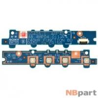 Шлейф / плата Sony VAIO VPC-EG / SWX-370 на кнопку включения