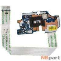 Шлейф / плата Packard Bell EasyNote TE11HC q5wtc / LS-7912P на кнопку включения