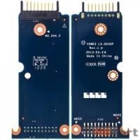 Шлейф / плата Acer Aspire E1-532 / LS-9533P на разъем питания батареи