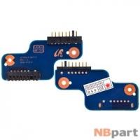 Шлейф / плата Samsung RF711 / BA92-07331A на разъем питания батареи