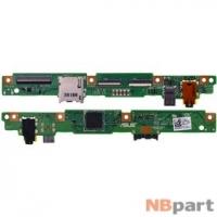 Шлейф / плата ASUS Transformer Pad (TF701T) K00C TF501T_IO REV.3.1 PCB на тачскрин