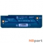 Шлейф / плата Sony VAIO VGN-AR11B / 1P-1064101-8011 на функциональные кнопки
