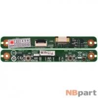 Шлейф / плата MSI Wind U160 (MS-N051) / 2N051B-1.0 на функциональные кнопки