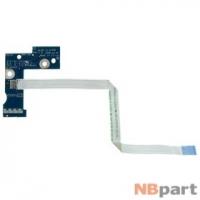 Плата функциональных кнопок Acer Aspire 5530G / JALBO LS-4175P Rev:1.0