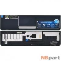 Тачпад ноутбука Asus EEE PC 1215 / 13NA-2HA0G01 черный