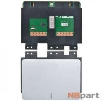 Тачпад ноутбука Asus X555 / 13N0-R7A0701 REV:5C серебристый