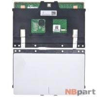 Тачпад ноутбука Asus X201 / EBEX2018010 REV:2A серебристый
