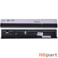 Крышка DVD привода ноутбука Dell Vostro A860 (PP37L) черно-серый / 39VM9CRW