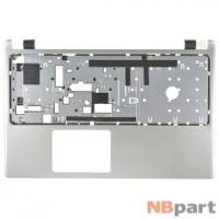 Верхняя часть корпуса ноутбука Acer Aspire V5-531 (VA51) / 39.4VM01.XXX серый