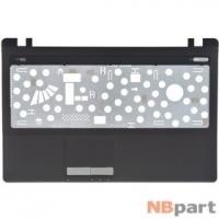 Верхняя часть корпуса ноутбука ASUS K53SC / 13GN7R30M01X коричневый Пластмассовая