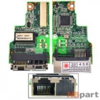 Шлейф / плата / 80GWI35C0-10 на LAN разъем