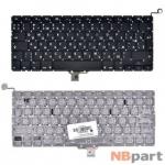 Клавиатура для MacBook Pro 13 A1278 (EMC 2326) 2009 черная (Вертикальный Enter)